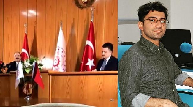 İşine son verilen AA muhabiri, Cumhurbaşkanı Erdoğan'a seslendi.