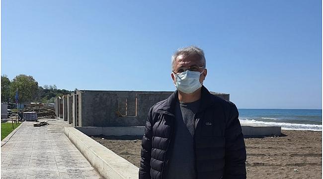 İYİ Parti Meclis üyesi Güner, Yalıncak Plajı ile ilgili açıklama yaptı