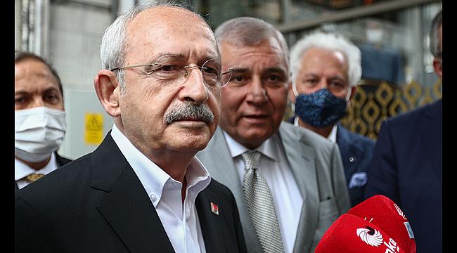 Kılıçdaroğlu, 'Tam bir rezalet! dedi… Soylu'yu istifaya davet etti