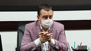 Trabzon'da 35-60 yaş arası hastaneye başvuran Kovid-19 hastası oranı artıyor