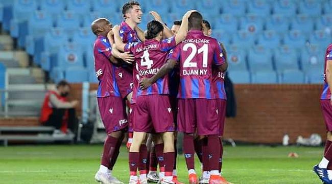Trabzon'da yoğun transfer mesaisi