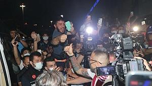 Marek Hamsik, Trabzon'a geldi!