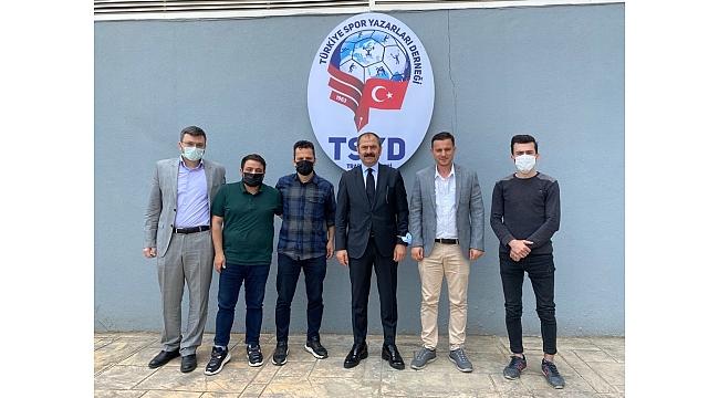 Ömer Sağıroğlu, TSYD'de tranferlerle ilgili açıklama yaptı