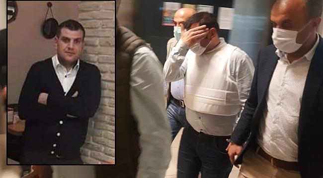 Trabzon'da okul önünde cinayet işleyen şahıs tutuklandı