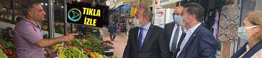 Trabzonlu esnaftan CHP'li vekillere