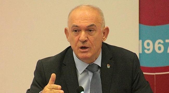 Trabzonspor'da seçim tarihi belli oldu! Başkan açıkladı