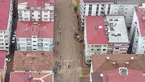 AFAD: Artvin'in Arhavi ilçesinden yaklaşık 450 kişi tahliye edildi