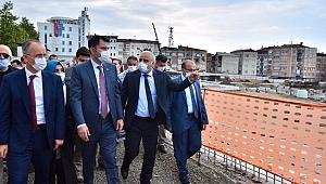 Bakan Kurum Trabzon'a geliyor