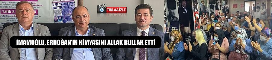 CHP'li vekiller Trabzon'da İmamoğlu rüzgarı estirdi...