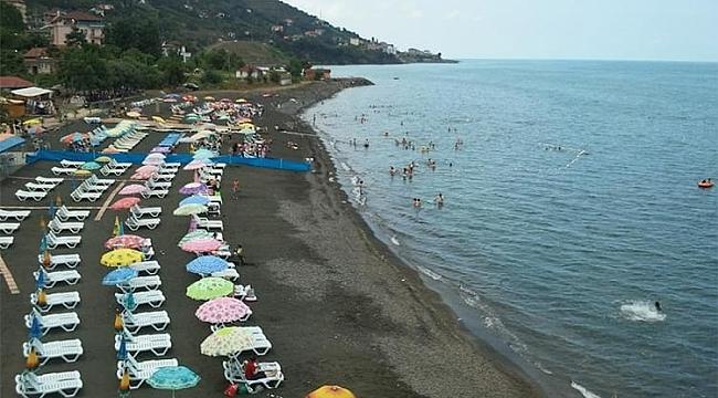 Karadeniz'in deniz suyu sıcaklığı Bodrum'u geçti