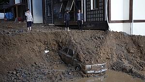Rize'de ölü sayısı 2'ye kayıp sayısı 6'ya yükseldi