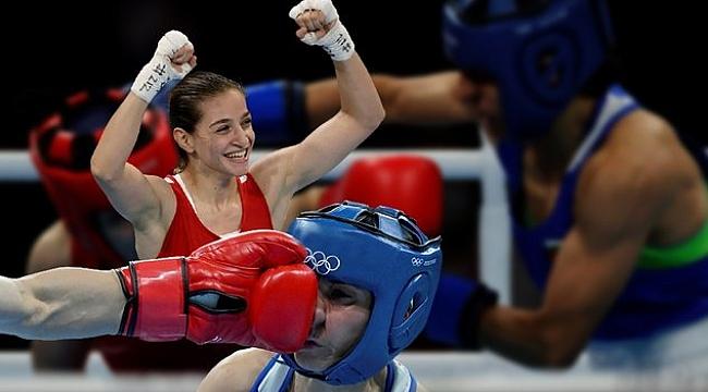 Tokyo 2020 Olimpiyatları'nda 1 gümüş madalya daha! Buse Naz Çakıroğlu...