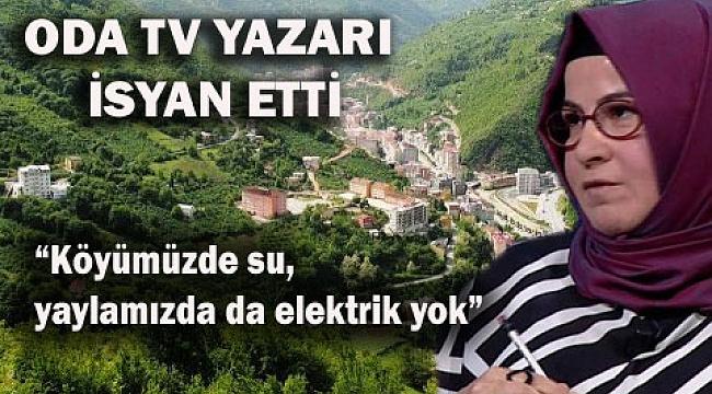 Trabzon ve Maçka Belediye Başkanları'nın anlaşılmaz sessizliği…