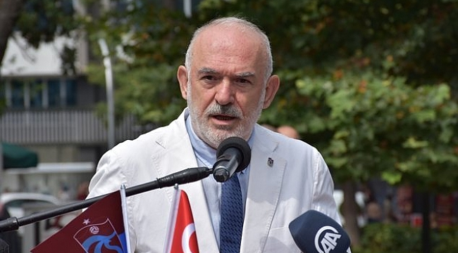 Trabzonspor Divan Kurulu Başkanı Ali Sürmen: Türk futbolu değişiyor