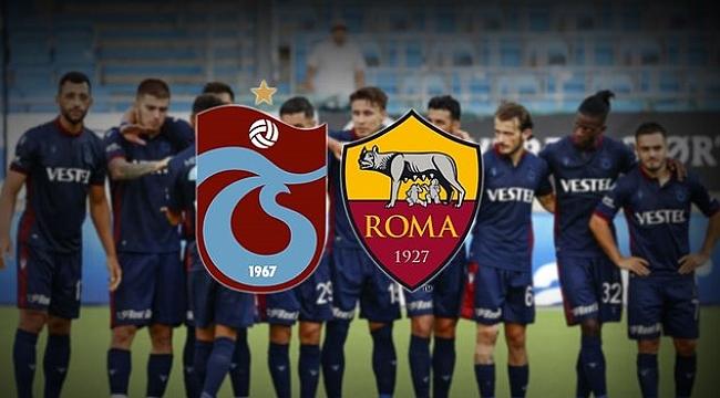 Trabzonspor-Roma maçları ne zaman?
