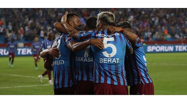 UEFA Konferans Ligi | Molde 3-4 Trabzonspor