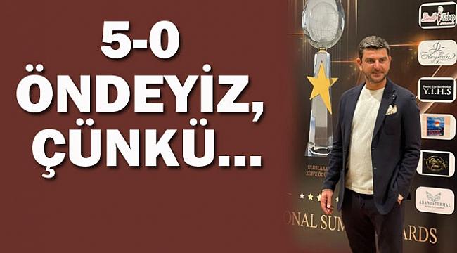 647 bin firma arasından lider çıkan Trabzonlu işinsanı başarının sırrını açıkladı