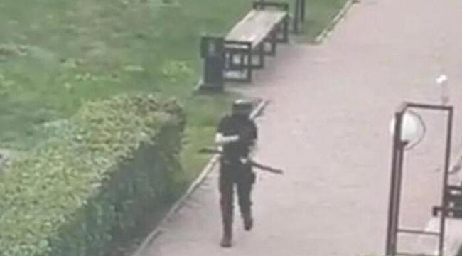 Rusya'da bir üniversiteye silahlı saldırı!