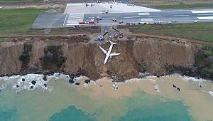 Trabzon'da yaşanan uçak kazasının raporu tamamlandı