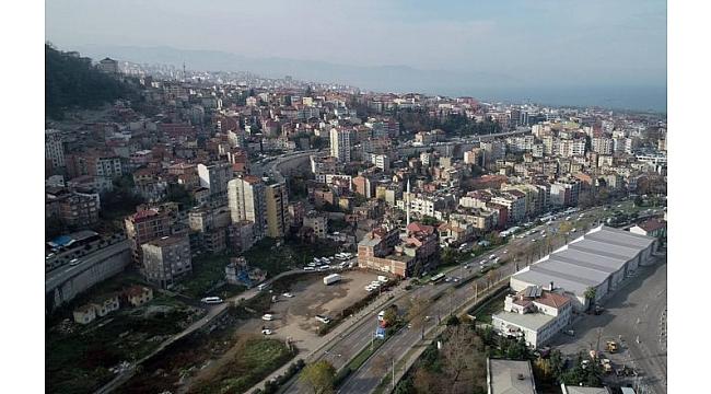 Trabzon Meydan'ında o yol trafiğe kapatılıyor