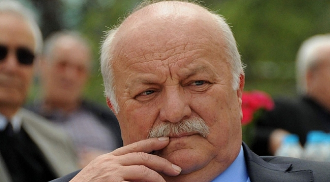 Trabzonspor'da eski başkan Sadi Şener by-pass ameliyatı oldu
