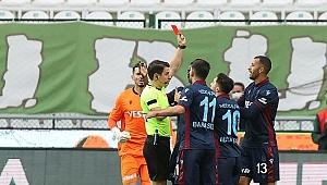 Trabzonspor'da Vitor Hugo'dan tebrik ve özür