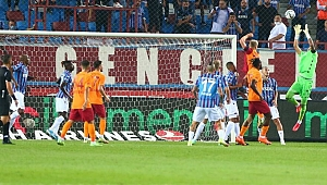 Trabzonspor öldü öldü DİRİLDİ--- 2-2