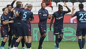 Trabzonspor zirveyi hedefliyor