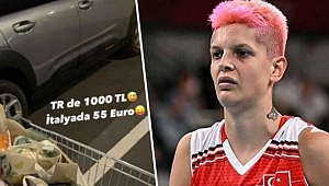 Türkiye'de 1000 lira, İtalya'da 55 euro
