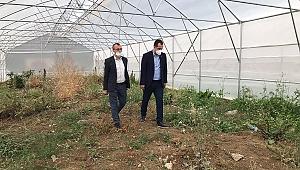 Akçaabat Belediyesi üretime destek vermeye hazır