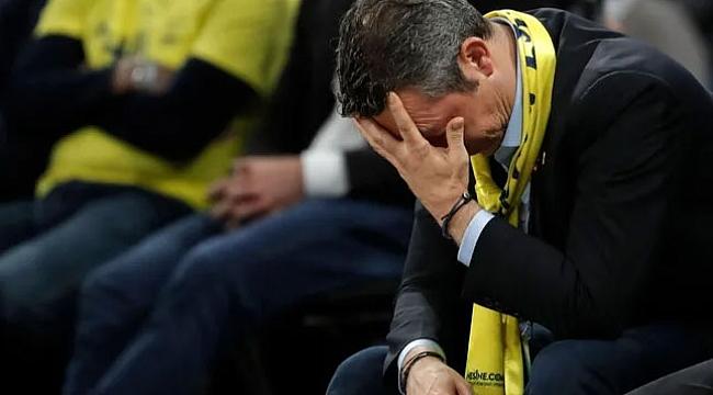 Ali Koç, Fenerbahçe yenilince MHK'ya yüklendi