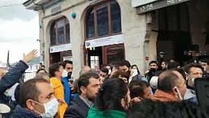 Büyükada'da tahliye gerilimi! İBB ve TÜGVA'dan açıklama
