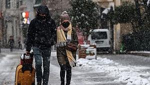 Doğu Karadeniz için kar ve yağmur uyarısı!