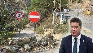Hamsiköy Yolu neden kapalı? CHP'li vekil uyardı: Bozduğunuz gibi yapın