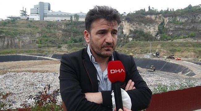 Trabzon'da 9 köyde çöp kokusu tepkisi