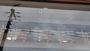Trabzon'da oda başkanının işyerine saldırı