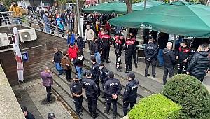 Trabzon şehir merkezinde gerginlik! Ortalık karıştı