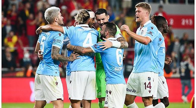 Trabzonspor 154 takım arasında ilk 5'e adını yazdırdı