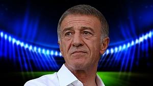 Trabzonspor Fenerbahçe maçının ardından Ahmet Ağaoğlu'dan açıklamalar!