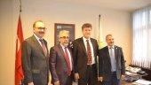 AK Parti Trabzon Milletvekili A. Adayı Dr. Mahir Küçük'ten Anlamlı Ziyaret