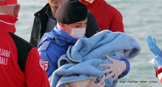 Akdeniz'de tekne faciası: 400 kaçak göçmen öldü