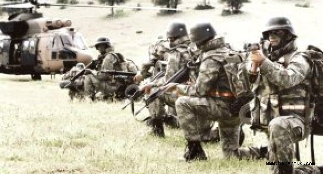 Aktütün'e Sızmaya Çalışan 10 Terörist Öldürüldü