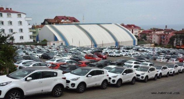Araç Kiralama Şirketleri Gözünü Doğu Karadeniz'e Çevirdi