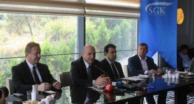 Bakan Soylu'dan Trabzon'da önemli açıklama