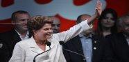 Brezilya yeniden 'Dilma' dedi!