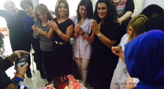 Buse Güzellik Merkezi 1.yılını kutladı