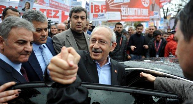 CHP'de Ön Seçim Bitti Kılıçdaroğlu mutlu Baykal'a soğuk duş