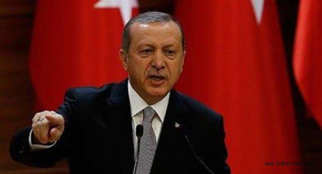 Cumhurbaşkanı Erdoğan'dan Putin'e sert cevap