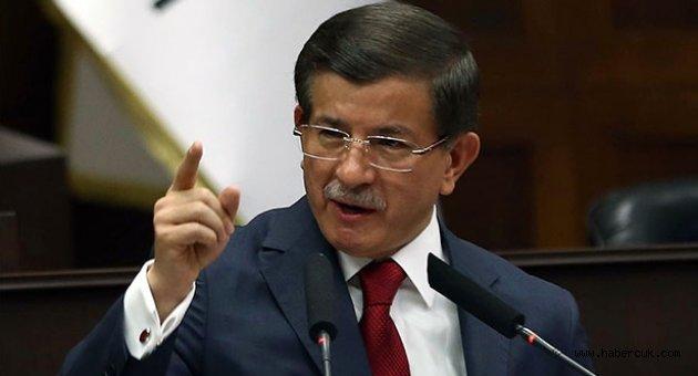 Davutoğlu: Barıştan söz eden HDP sözcüleri hesap verecekler