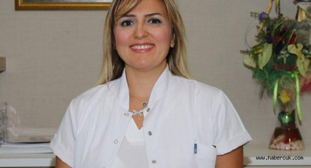 Dr.Esra Çabuk Cömert Ankara'da Kadın Doğum Uzmanı